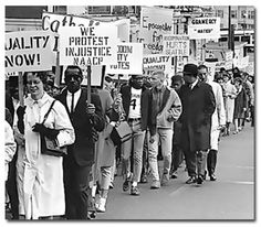 the significance of equality civil rights essay