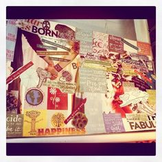Vision Boards <3