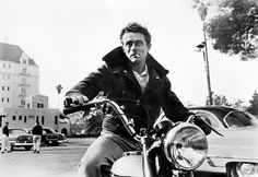 Black and White Celebrity Photography by Phil Stern peopl, motorcycl, jame dean, style, hollywood, james dean, men, jamesdean, thing