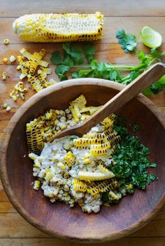 Mexican Corn #Salad.  Find local #cooking #schools on #Educator #Hub [EducatorHub.com]