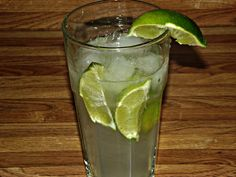 Copy Cat Taco Bell Limeade refresher recipe