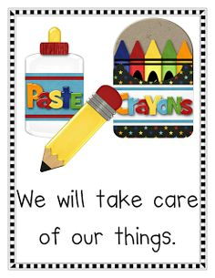 Classroom Rules and Misc. Freebies #management