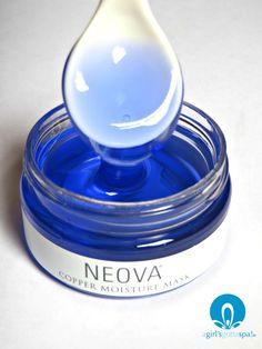 Neova Copper Moisture Mask #Review via @agirlsgottaspa #skincare