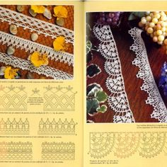 crochet edging crochet border, crochet edgings