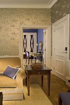 The Stafford London by Kempinski is a rare find: a posh hotel that's equal parts elegance and friendliness, and it's in one of the few peaceful spots in the area, down a small lane behind Piccadilly.