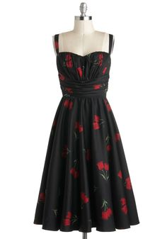Perfect Perennial Dress, #ModCloth