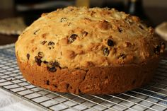 Bake an Authentic Irish Soda Bread, Courtesy of a Great Grandmother.