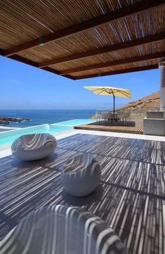Beach House E-3 by Vértice Arquitectos - Shades'r'us... #House