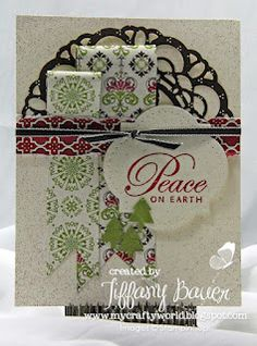 My Crafty World: Christmas Already??
