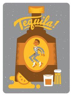 Pee-wee Herman Tequila!