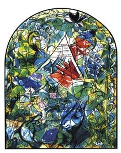 Chagall. Tribe of Issachar.