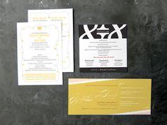 Wedding Programs by thefuturemrsdarcy on Etsy, $1.50