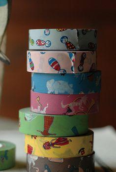 washi, masking tape