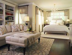 Leaside Master Bedroom - traditional - bedroom - toronto - Laura Stein Interiors