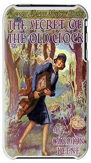 Secret of the Old Clock iphone case