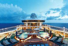 Royal Caribbean - Navigator of the Seas  #royalcaribbean #cruises #caribbean  Becky@HappySailsTravel.com