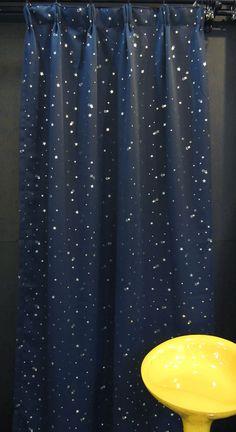 Star curtains for boys room?