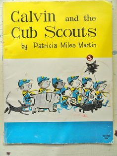 Calvin and the Cub Scouts