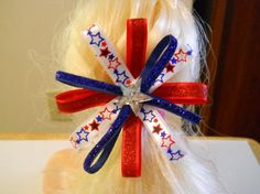 Homemade Kid's Hair Bows for sale!