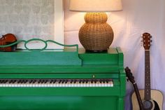 helpful tips for painting an old piano