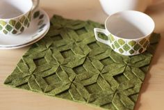 Trivets or coasters.