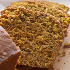 Pumpkin Pecan Bread Recipe « Go Bold with Butter