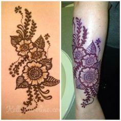 Michigan henna artis