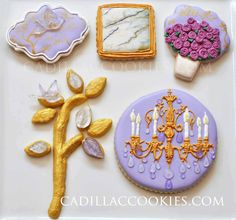 Jeweled and Gilded | Cookie Connection