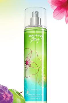 Quickest way to a #BeautifulDay. product, fragranc, beautifulday, bath, lotion and perfume, bbw, bodi work