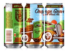 Brindle dog brewing co by Kendrick Kidd