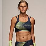 Standing Core Workout | Runner's World This routine not only works the abs in a running-specific way, it also strengthens the hip flexors, hamstrings, and quads and improves overall stability and balance. Do these five moves, working up to three sets of 10 reps, after your easy runs.