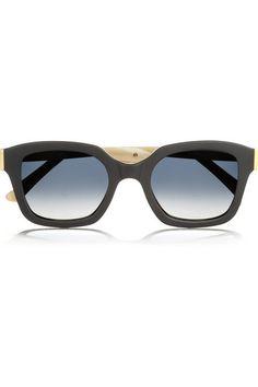 MARNI Square-frame acetate sunglasses