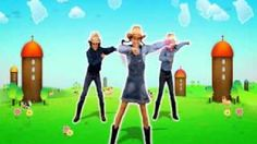 Just Dance Kids - The Hamster Dance Song (Wii Rip), via YouTube.