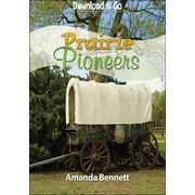 Prairie Pioneers - now on CD from Christianbooks.com! Interactive unit study + lapbook, grades K-4.