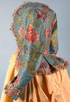 Jacket, 1780's