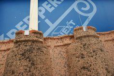 Instalación gráfica de Piezas Alero Cobija Canal, teja cerámica La Escandella