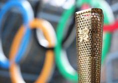 Olympics 2012 Torch