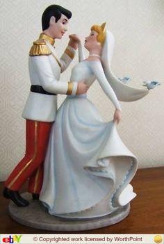 My wedding cake top