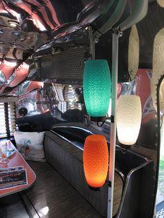 airstream  floor lamp