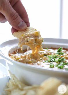 Jalapeño Corn Dip - love this dip!