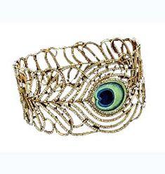 peacock braceletlov