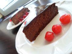 Nutella cheesecake (fotorecept)