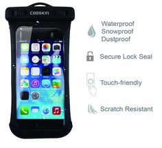 Slim Waterproof Case