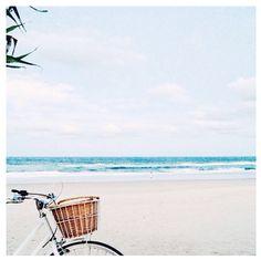 . adventur, beaches, life, bike, happi, beachi, bicycl, inspir, beauti