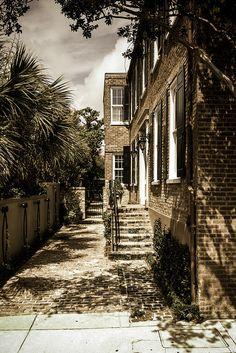 Streets of Charleston, SC