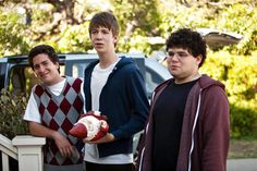 Movie review: 'Project X' is a wearying 'romp' http://bit.ly/yEM9Rn