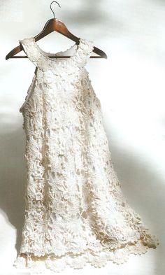 vestido crochet « Wattz