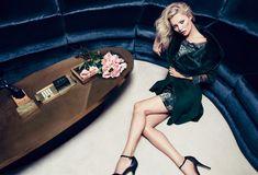 Kate Moss for Liu Jo's Fall 2012