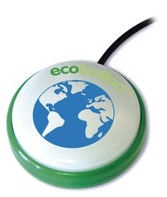 Eco Button - A computer power saving device that aims to reduce your PC power usage. #eco #eco