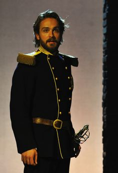 Tom Mison as Prince Hal from Henry IV - Part 1